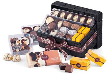 Cadeaux D Affaires Personnalisés Avec Chocolat Corné Port