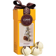 Dame Blanche, 175 g, 12 chocolates
