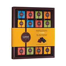 Napolitains 5 Flavors, 180 g, 40 chocolate pieces