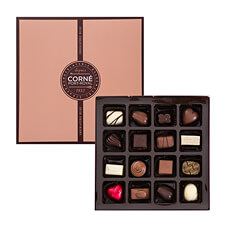 Corné Port-Royal Quadrat Box, 220 g