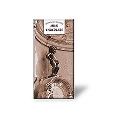 Manneken Pis Tablette Chocolat Au Lait 37%, 70 g, par 5 pcs