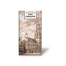 Grand Place Tafel dunkle Schokolade 60%, 70 Gramm, pro 5 Stück