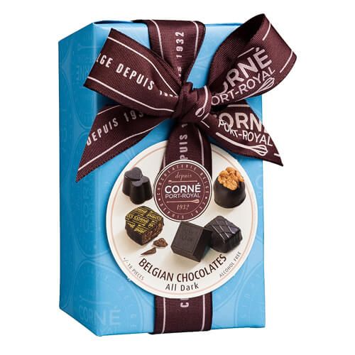 Corné Port-Royal Ballotin Pure Chocolade 235 g