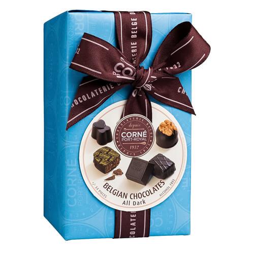 Corné Port-Royal Ballotin dunkler Schokolade 470g