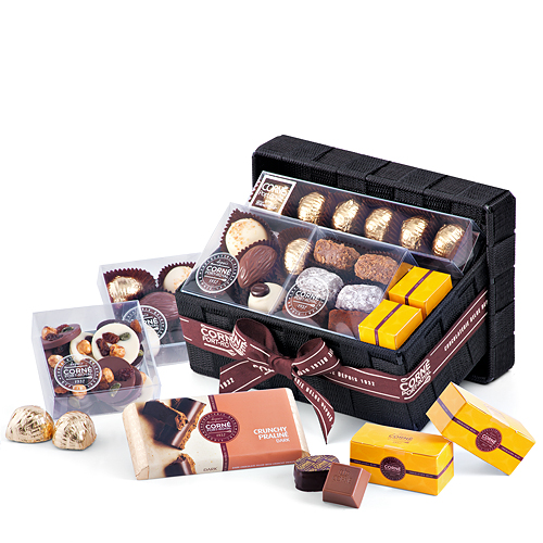 The Art of Fine Corné Port-Royal Chocolate