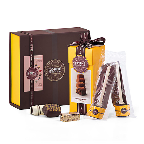 Corné Port-Royal Gourmet Auswahl Geschenkkorb