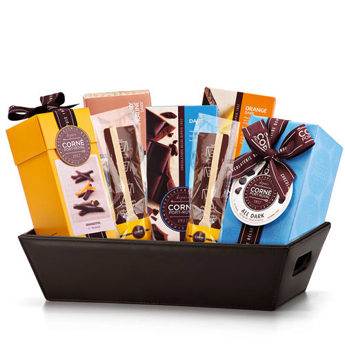 Corné Port-Royal Tout Chocolat Noir