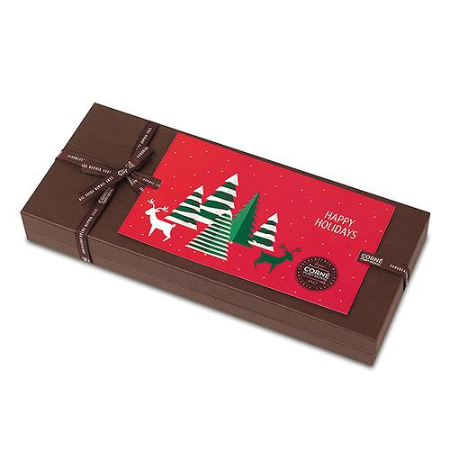 Geschenkbox Weihnachten.Corné Port Royal Stilvolle Geschenkbox Zu Weihnachten 24 St