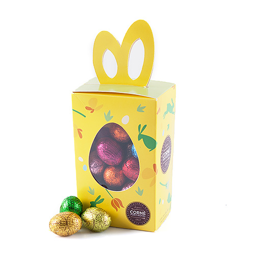 Corné Port-Royal Valisette with 23 Easter Eggs, 250 g
