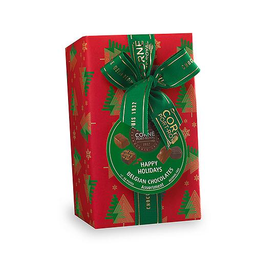 Corné Port-Royal Ballotin de Noël, 705 g