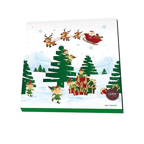 Corné Port-Royal Noël Calendrier de l'Avent