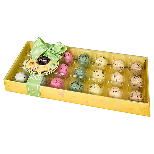 Corné Port-Royal Easter: Rectangular Gift Box With Easter Eggs, 232 g
