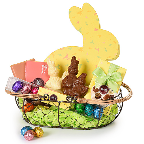 CPR Big Easter Chocolate Basket