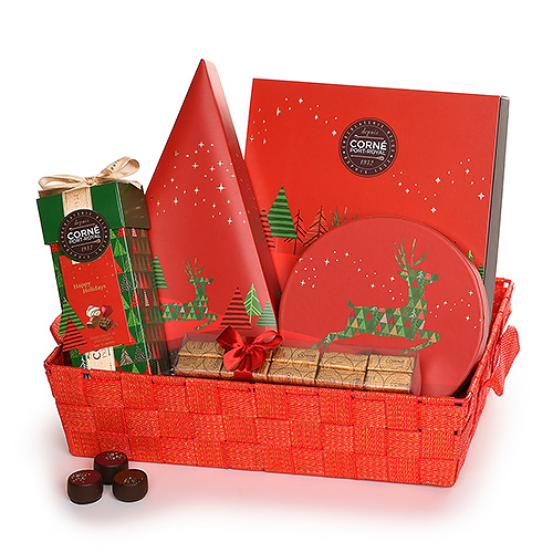 Corné Port-Royal Christmas 2020 : Hamper large