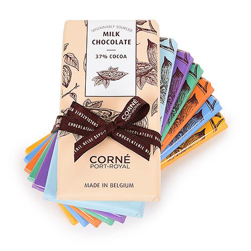 Corné Port-Royal Collection Tablettes de Chocolat