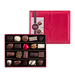 Corné Port-Royal Red Leather Box, 285 g, 20 Chocolates Without Alcohol [01]