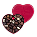 Corné Port-Royal Filled Heart-Shaped Leather Box, 440 g, 30 chocolates [01]