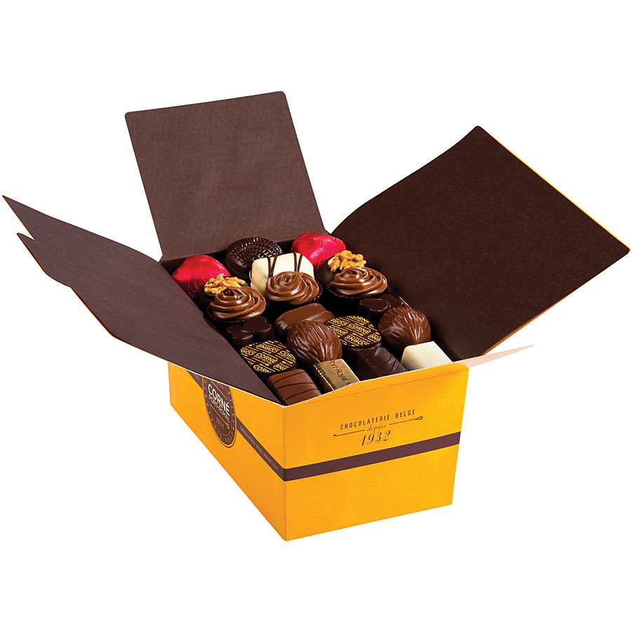 corn port royal ballotin chocolats assortis 940 g livraison en belgique corn port royal. Black Bedroom Furniture Sets. Home Design Ideas