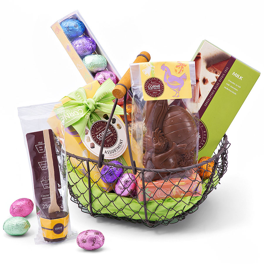 Corn port royal easter morning chocolate gift basket delivery in corn port royal easter morning chocolate gift basket negle Gallery